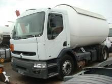 Teherautó Renault Premium 210 használt gázszállító tartálykocsi