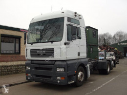 Camion MAN 26.460 châssis occasion