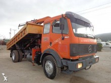 Mercedes tipper truck 1831