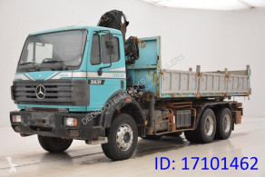 Mercedes 2631 truck used tipper