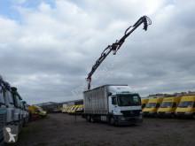 Camion Mercedes Actros 2541 - TIRRE EURO 171 KRAN 17,1m - DPF Ed savoyarde occasion