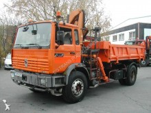 Camion Renault Gamme G 300 Maxter bi-benne occasion