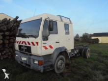 MAN truck used chassis