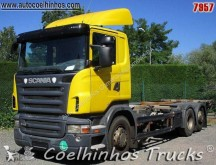 Scania R 420 truck used chassis