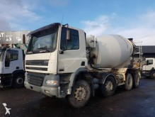 DAF CF 85.380 truck used concrete mixer