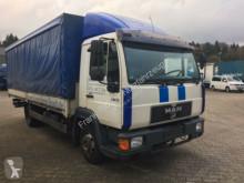 Camion MAN 8.163, Plane-Spriegel, grüne Plakette PMF,TÜV savoyarde occasion