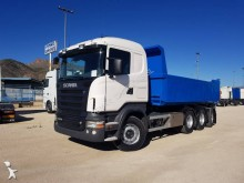 Camion benne occasion Scania R 500
