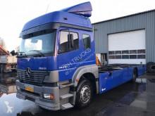 Camion BDF occasion Mercedes Atego 1823