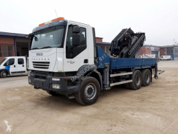 Camion Iveco Trakker 410 -6×4 occasion