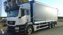 Camión lona corredera (tautliner) MAN TGS 26.400