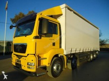 Camión lona corredera (tautliner) MAN TGS 35.440