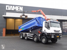 Iveco two-way side tipper truck Trakker 410 T 45