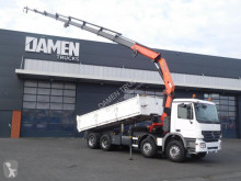 Camion Mercedes Actros 3241 benne occasion