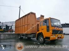 Volvo FL6 612 truck used tipper