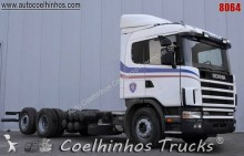 Camion Scania L 124L400 sasiu second-hand