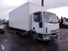 Iveco Eurocargo truck used plywood box