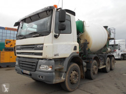 DAF 85 410 truck used concrete mixer