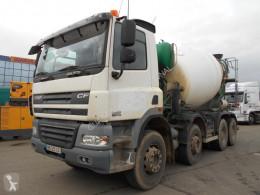 Kamion DAF 85 410 beton frézovací stroj / míchačka použitý