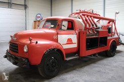 Bedford 1958 truck used fire