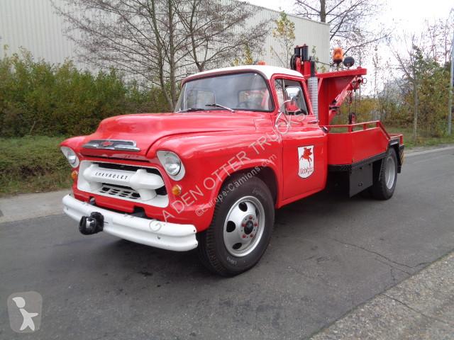 Voir les photos Camion Chevrolet 4 TONNER