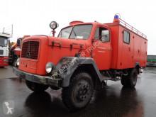 camião bombeiros Magirus