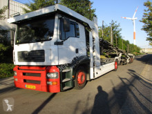 Camion MAN TGA 18.310 porte voitures occasion