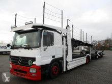 Mercedes 1832 truck used car carrier