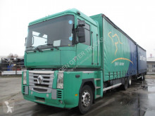 Renault Magnum 460 truck used tautliner