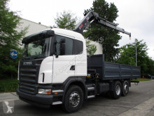 Camion Scania G 420 cassone nuovo