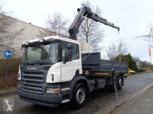 Scania P 380 truck new flatbed