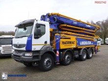Kamion Renault Kerax 450 DXi beton míchačka + čerpadlo použitý
