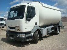 Renault truck used gas tanker
