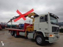Camion Volvo F12 plateau occasion