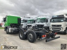 Camião chassis Mercedes Actros 2546 L