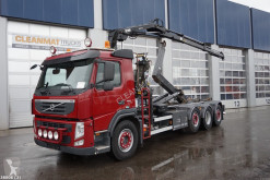 Volvo FM 420 truck used hook lift
