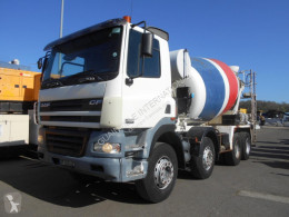 Camion béton toupie / Malaxeur DAF CF85 380