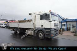 Camion benne céréalière occasion MAN TGA 26.430 6x2 Dreiseitenkipper Baustoff Getreid