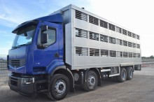 Renault Premium 410 DXI truck used cattle