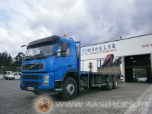 Camion Volvo FM13 400 plateau occasion