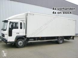 Vrachtwagen bakwagen FL 6-12 4x2 Klima/Umweltplakette gelb