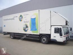 Camión MAN 18.224 L89 4x2 L89 4x2 mit Schubboden und Förderband furgón usado