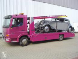Used car carrier truck Mercedes Atego 817L 4x2 817L 4x2, Autotransporter, 2x VORHANDEN!