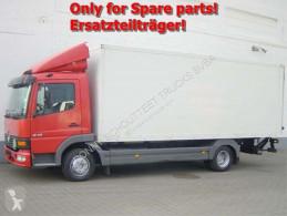 Camión Mercedes Atego 818L 4x2 Standheizung/Klima/eFH. furgón usado