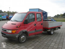 Iveco Daily 50 C 13 50 C 13 4x2 Doka,3,4 m Pritsche, AHK, SHZ truck used flatbed
