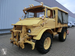 Unimog U 406 4x4 used other van