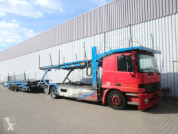 Mercedes car carrier trailer truck Actros 1843L 4x2 1843L 4x2 mit Anhänger, AT-Motor!