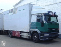 Camion Iveco Eurotech 190E40 4x2 Standheizung/Klima/Sitzhzg. furgon second-hand