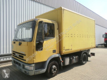 Camion fourgon Iveco Eurocargo 75E14 4x2 Umweltplakette Rot
