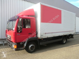 Camion fourgon MAN L35 10.163 4x2 eFH./NSW/Radio