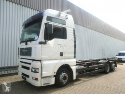 Camion porte containers MAN TGA 26.460 6x2 Standheizung/Klima/Sitzhzg./NS